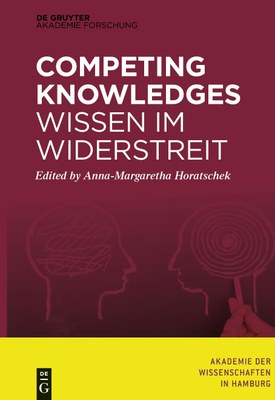 Competing Knowledges Cover