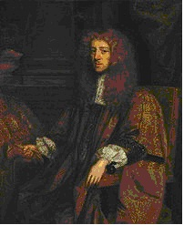 The 1st Earl of Shaftesbury