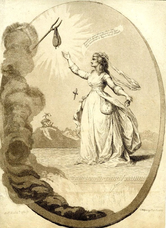 "Fig.6: ""Melpomene"" by James Ridgeway, London 1784 (British Museum Collection online)"